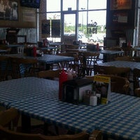 Photo taken at Dickey's Barbecue Pit by Suzana S. on 7/7/2012