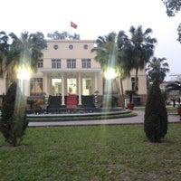 Photo taken at Nhà Khách Thành Phố by Duy N. on 4/5/2012