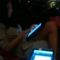 Photo taken at Red Table Café by zefanya w. on 4/5/2012