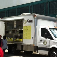 Photo taken at The Boba Truck by Shirley Jean J. on 6/30/2012