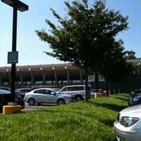 Photo taken at Hourly Parking Lot by Calvin A. on 5/31/2012