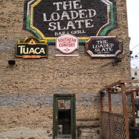 Photo taken at The Loaded Slate by Travis B. on 4/15/2012