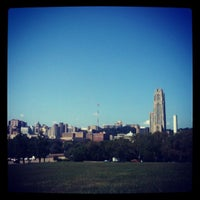 Photo taken at Schenley Park by Chase P. on 9/6/2012