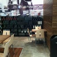 Photo taken at Café Punta del Cielo by Miguel K. on 6/22/2012