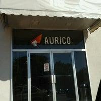 Photo taken at Aurico by Lauren C. on 9/12/2012
