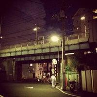 Photo taken at Keisei Sekiya Station (KS06) by ロンゴロンゴ on 9/8/2012