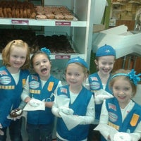 Photo taken at Sweetwater's Donut Mill by Julia W. on 3/24/2012