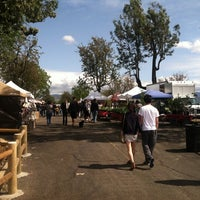 Photo taken at OC Great Park Farmers Market by Ashley E. on 3/25/2012