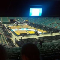 Photo taken at Greensboro Coliseum Complex by Chris M. on 3/25/2012