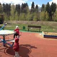 Photo taken at Семенищево by Julia K. on 4/30/2012