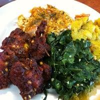 Photo taken at Restoran S. Sukumaran by Jackson K. on 5/4/2012
