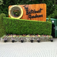 Photo taken at Butchart Gardens by Rahm R. on 6/24/2012