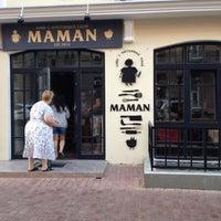 Снимок сделан в Maman пользователем Pavel 8/13/2012