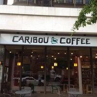 Photo taken at Caribou Coffee by jeffery k. on 6/20/2012