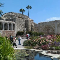 Photo taken at Mission San Juan Capistrano by Ruben G. on 5/6/2012