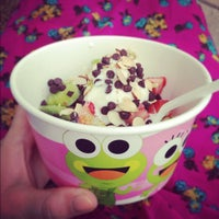Photo taken at SweetFrog by Ashley T. on 5/26/2012