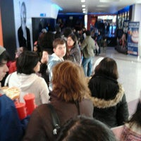 Photo taken at CinePlanet by Pame M. on 8/5/2012