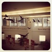 Photo taken at UW: Allen Library by Reder T. on 5/28/2012