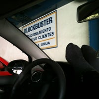 Photo taken at Blockbuster by Mast3R J. on 5/18/2012