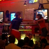 Photo taken at Lucky B's Sports Pub by Bobby W. on 5/13/2012