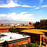 Photo taken at Gould-Simpson Building (University of Arizona) by Michael C. on 9/2/2012