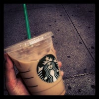 Photo taken at Starbucks by Alex B. on 6/8/2012