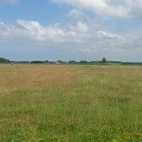 Photo taken at Vliegerveld Eef & Lut by Rutger v. on 6/10/2012