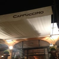 Photo taken at Cappuccino Puerto Portals by Георгий on 8/13/2012