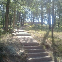 Photo taken at Hale Scout Reservation by Simon T. on 7/5/2012