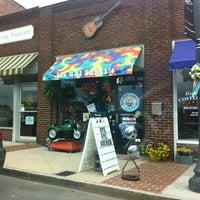Photo taken at Big hat larry's by ❤️Melanie K. on 5/8/2012
