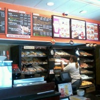 Photo taken at Dunkin Donuts by Nicole R. on 4/18/2012