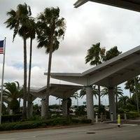 Photo taken at Daytona Beach International Airport (DAB) by Charles L. on 6/22/2012