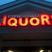 Photo taken at Westminster Liquors by Tiffany R. on 8/11/2012