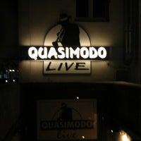 Foto tomada en Quasimodo por Çağdaş K. el 8/31/2012