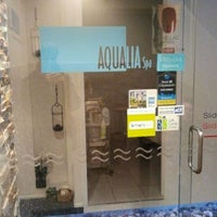 Aqualia spa nyc