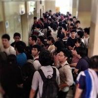 Photo taken at Gedung Y Atma Jaya by Gesille B. on 4/10/2012