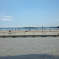 Photo taken at Orchard Beach by John D. on 6/28/2012