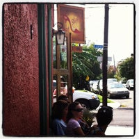 Photo taken at The Ruby Slipper Café by Black and G. on 8/4/2012