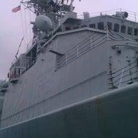 Photo taken at HMCS Iroquois by Miriam L. on 5/24/2012