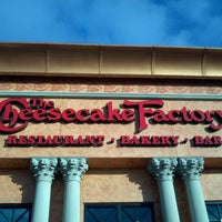 Photo taken at The Cheesecake Factory by @24K on 3/23/2012