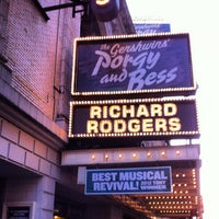 7/13/2012にGabriel M.がRichard Rodgers Theatreで撮った写真