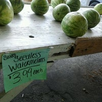 Photo taken at Collins Farm Fresh Produce by Kim R. on 3/22/2012