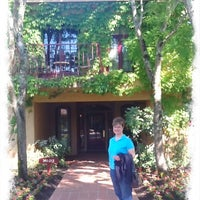 Photo taken at Vintners Inn by Michael G. on 5/8/2012