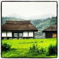 Photo taken at Hirasawa Kanga Ruins by 定食猫 on 5/10/2012