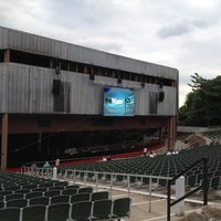 Photo taken at Mann Center for the Performing Arts by John A. on 7/21/2012