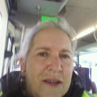 Photo taken at NJT - Bus 165 by Nancy K. on 3/29/2012