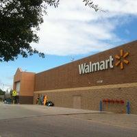 Photo taken at Walmart Supercenter by Fauzia J. on 7/12/2012