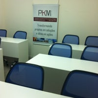 Photo taken at Pkm Consultores by Fatima B. on 3/9/2012