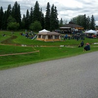 Photo taken at Pioneer Park by Nick M. on 6/10/2012