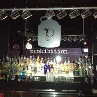 Photo taken at Prohibition by david l. on 2/17/2012